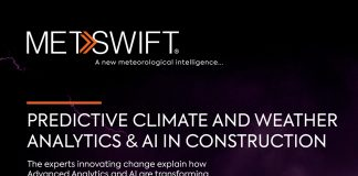 Predictive climate and weather analytics & AI in construction