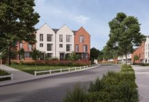 Parish Reach development, kier living