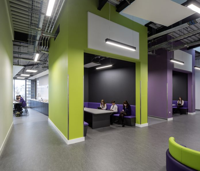 School design, social and technological change,