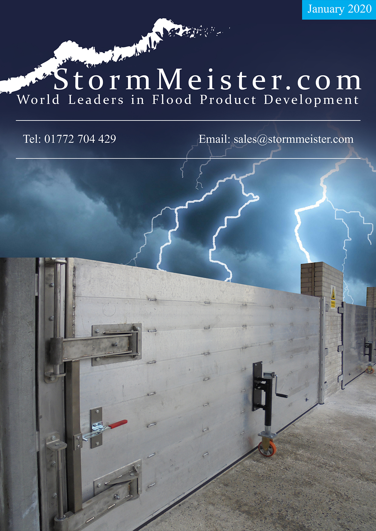 flood protection, StormMeister