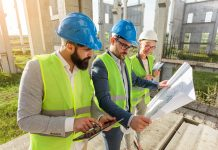 Construction contract awards, Barbour ABI