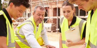 Construction industry workforce, skills shortage