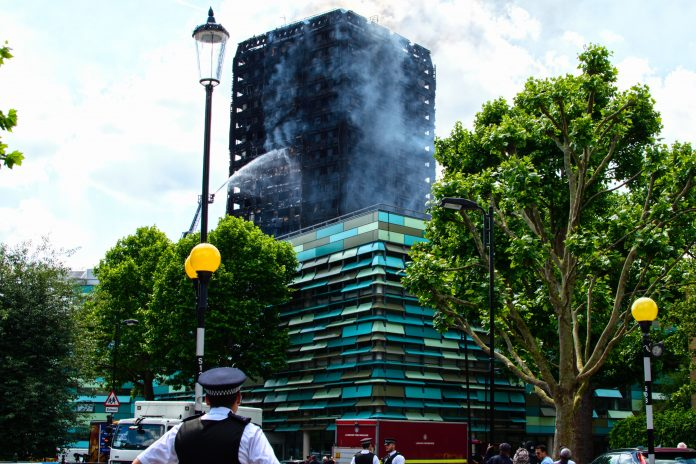 Grenfell tower phase 2,