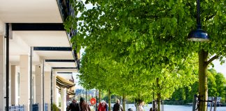 Kingston town centre,