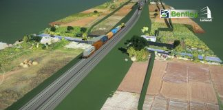 Western Dedicated Freight Corridor, BIM methodologies,