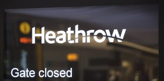 Heathrow, climate change,