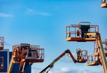 mobile elevating work platforms,