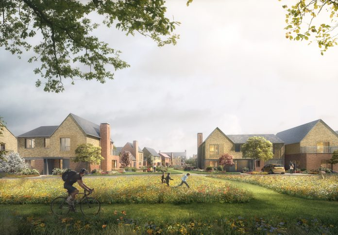 London development, new homes, Southern Housing Group