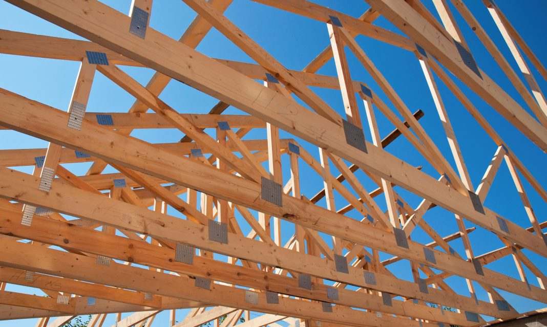 Timber frame market, housebuilding,