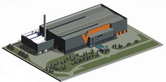 energy from waste facility,