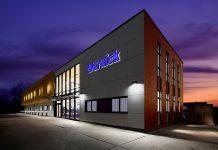 Modular building, Wernick,