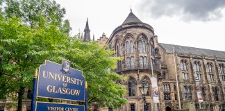 Postgraduate building, development, university of glasgow