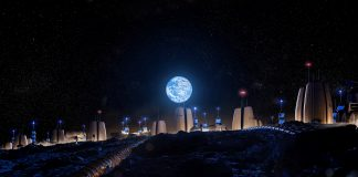moon village, European Space Agency,