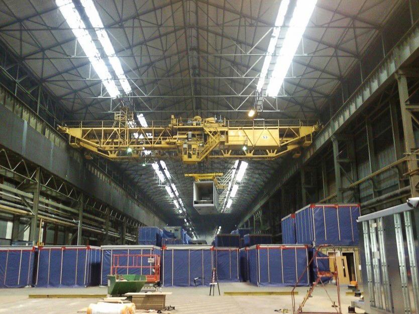 Offsite construction, modular construction,
