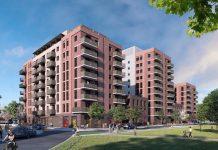 Grahame Park, housing,