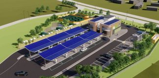 Electric forecourt,