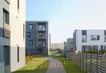 modular homes, social housing, heating and ventilation,