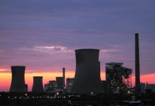 nuclear power plants,