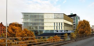 science and engineering building, MMU,