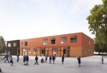 Merritts Brook Primary School in Frankley,