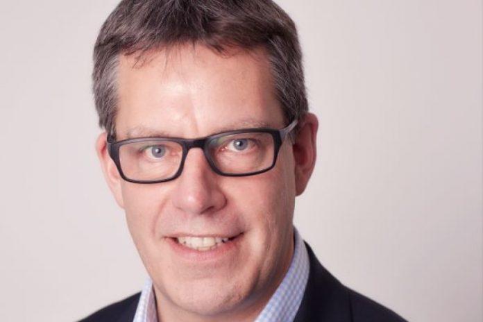 Darren James, chief executive officer,