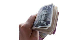 cash retentions,