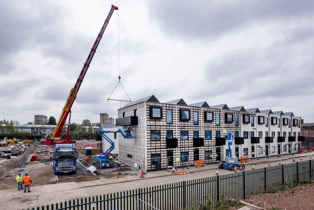 new homes, modern methods of construction,