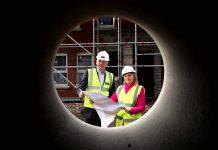 project management, Radius Housing