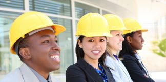 diversity in construction,