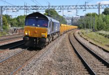 cab signalling, East Coast Main Line, network rail