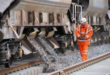 Network Rail, Suppliers