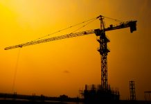 coronavirus crisis, Construction,