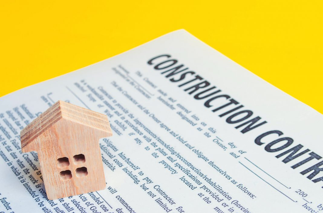 construction contracts, Covid-19,