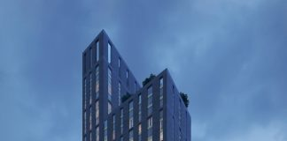 new apartments, Salford Quays,
