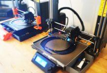 face shields, 3D printers,