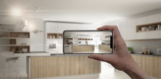 augmented reality technology, Housing association,