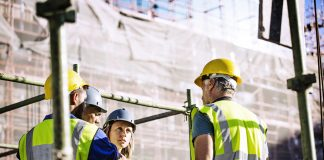 facial recognition, construction contractors,
