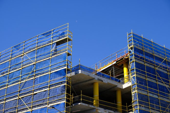 New Capital Quay, recladding works,