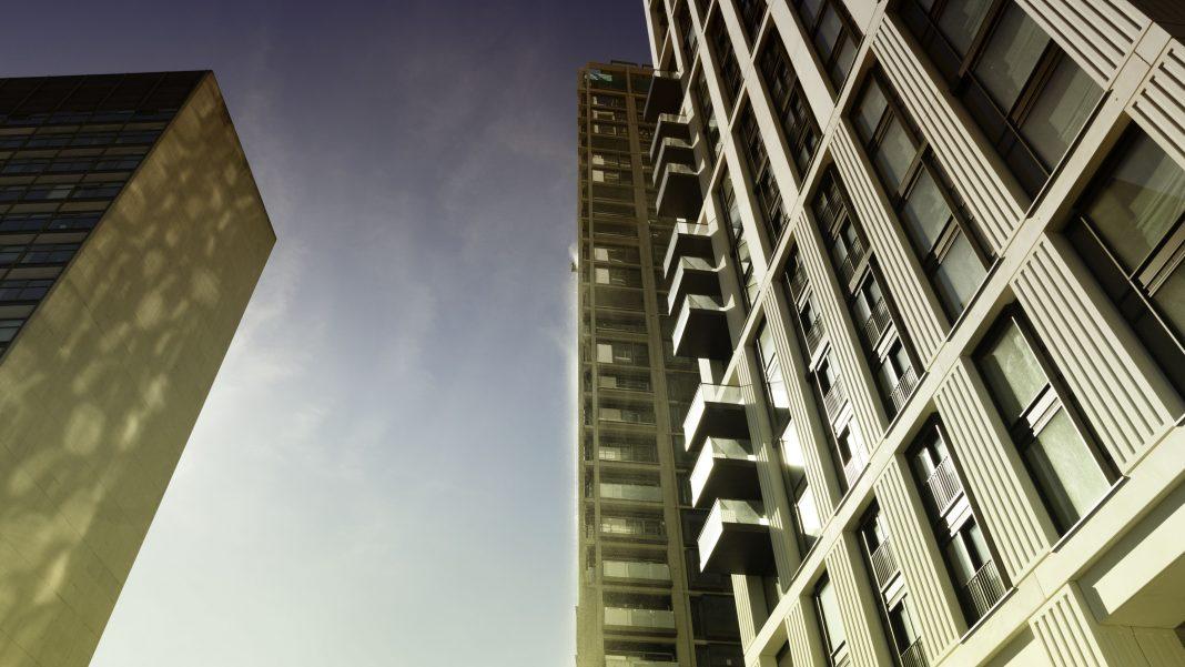 Digital Twins, high-rise buildings