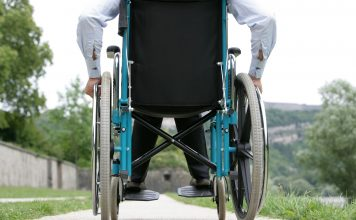 disabled people, social distancing,