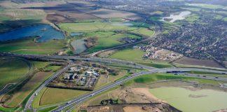 A14 Cambridge to Huntingdon,