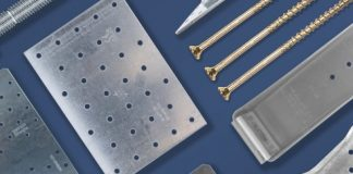 Connectors and fasteners, CLT,