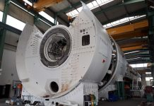 Tunnel Boring Machines,