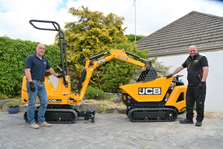 JCB moves to online machine sales for first time