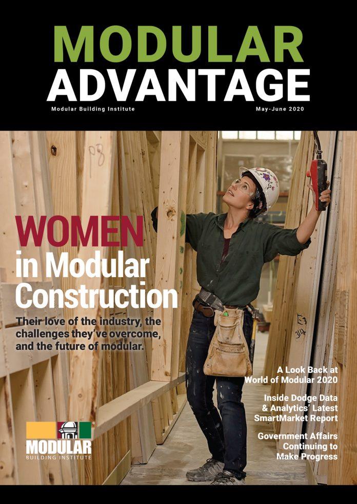 modular advantage,