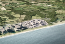 Sizewell C nuclear power station