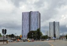 tower blocks, ACM cladding,