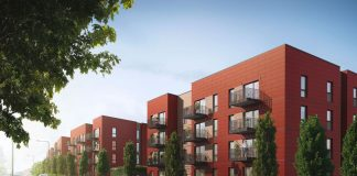 housing development, BoKlok,
