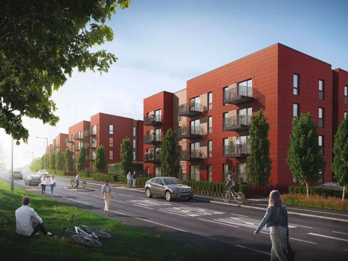 housing development, BoKlok,