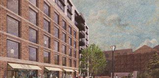 mixed-use scheme, Southwark,